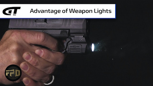 Benefit of a Weapon-Mounted Light for Concealed Carry