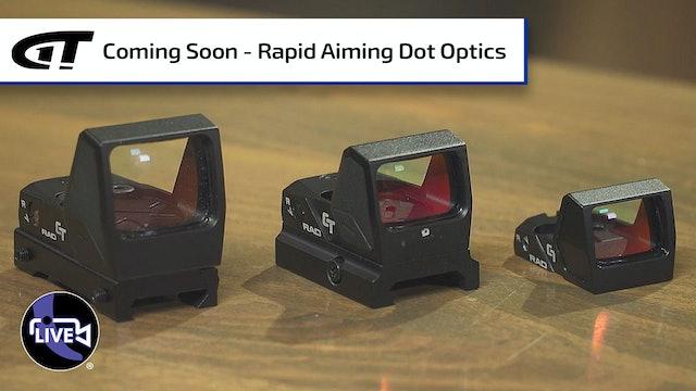 Crimson Trace RAD Optics