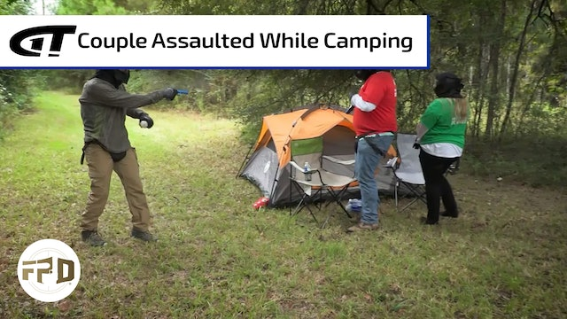 Couple Assaulted While Camping in Remote Location