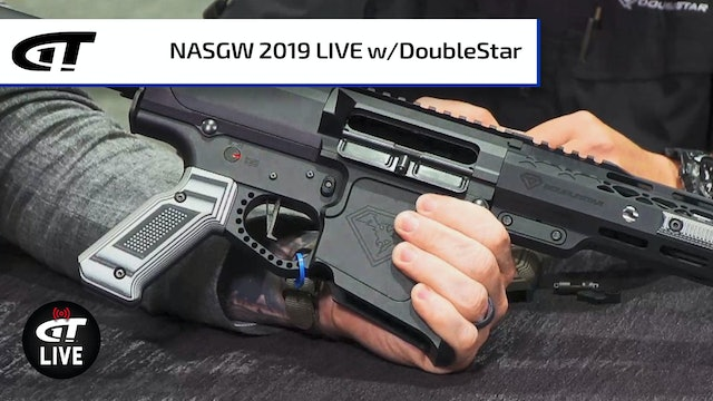 DoubleStar Stronghold Pistol Grips and more AR Upgrades
