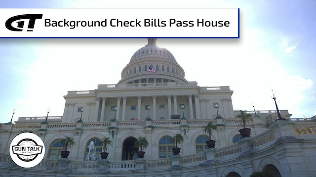 Universal Background Check, Waiting Period Bills Passed by House