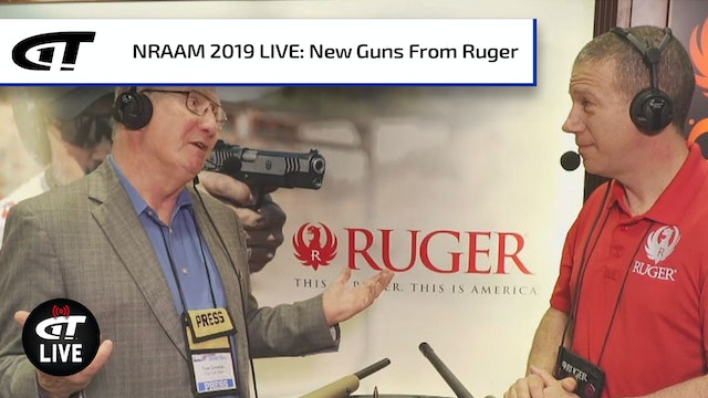 New Ruger Firearms