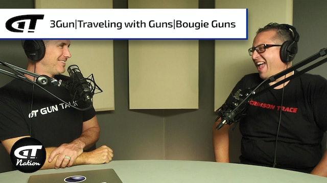 Traveling with Guns; High-Tech Gun Security
