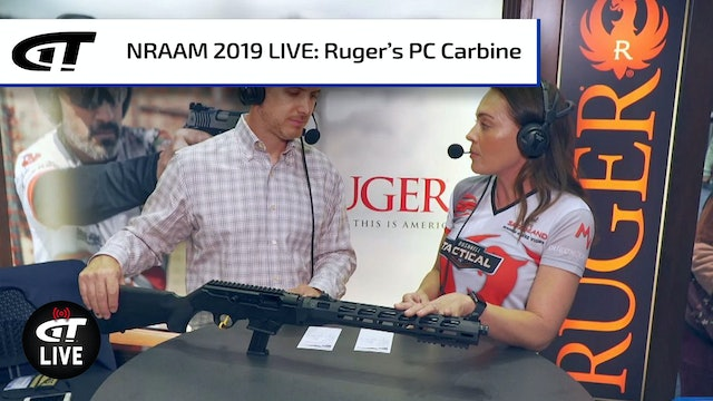 Competitive Shooting, and Ruger's Newest PC Carbine