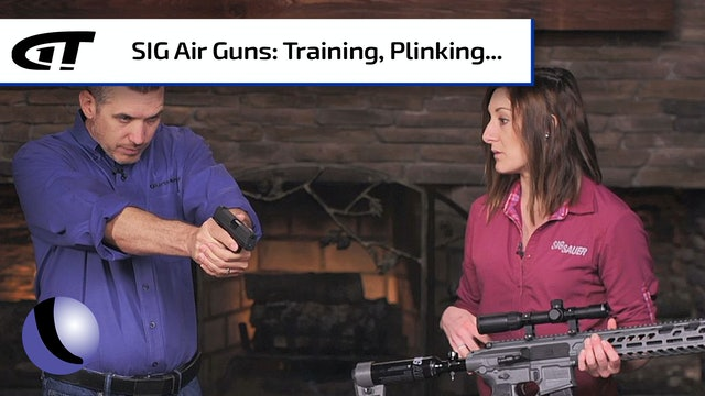 SIG Airguns - Training, Hunting, Plinking