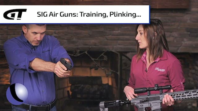 SIG Airguns - Training, Hunting, Plin...