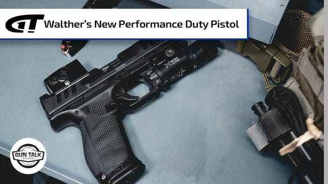 The NEW Walther PDP Line
