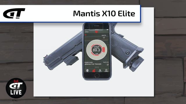 Mantis X10 Elite (Plus, Win a Shower ...