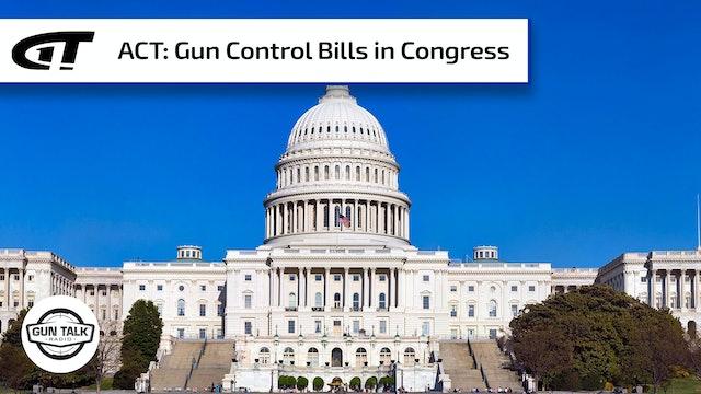 Congress Voting on Gun Control Bills This Week