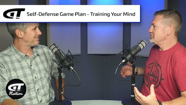 Self-Defense Game Plan and Training Your Mind