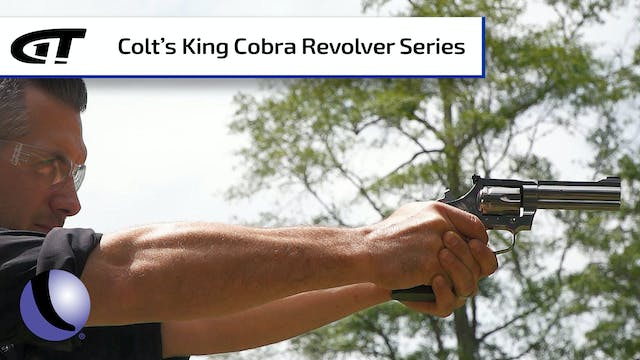 Colt's King Cobra Revolver Series