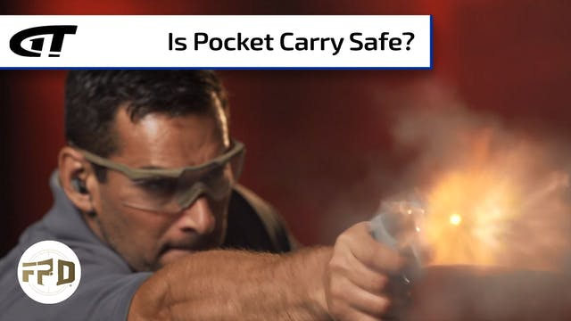 Is Pocket Carry Safe?