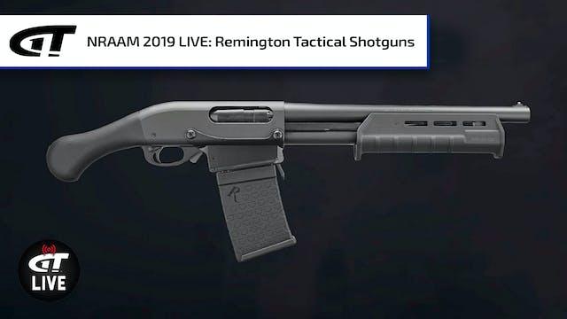 Remington 870 DM Pump Shotgun, TAC-14...