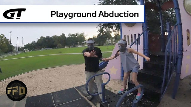 Attempted Child Abduction from Local Playground