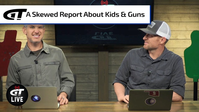 Gun Sales; Taurus Sneak Peek; Kids and Guns Study