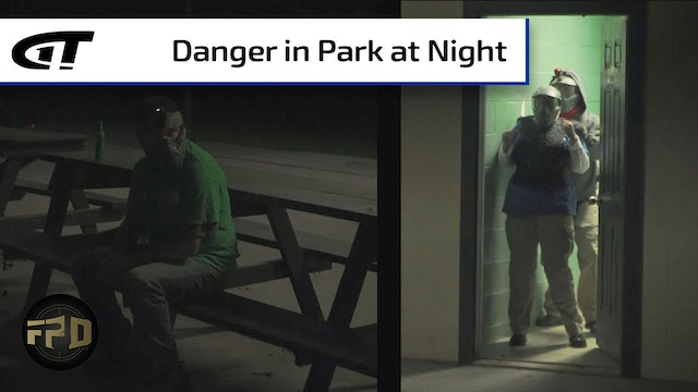 Wife Taken Hostage on Walk through Park