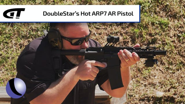 DoubleStar's AR-15 Pistol
