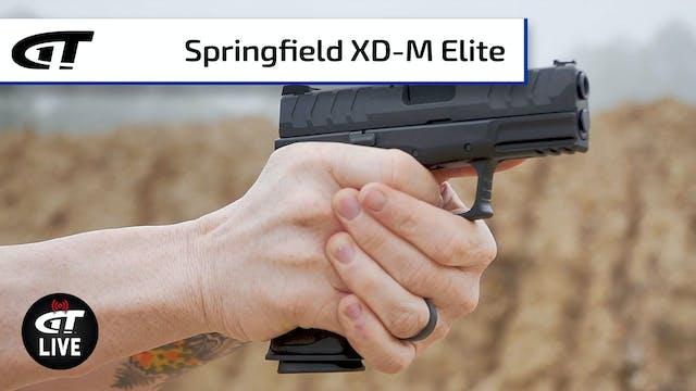 *NEW* Springfield Armory XD-M Elite
