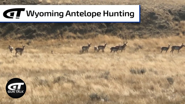 Bucket List: Public Land Antelope Hunting in Wyoming