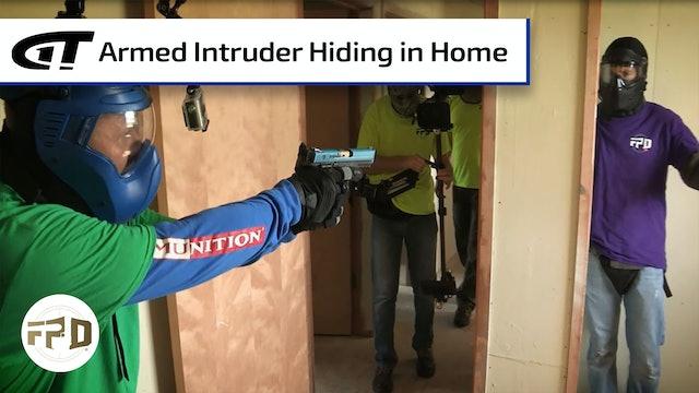 Good Samaritan Finds Armed Man in Friend's House