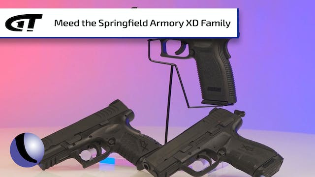 Springfield Armory XD Family - Concea...