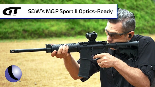 Get your MSR Start with Smith & Wesson's M&P15 Sport II OR