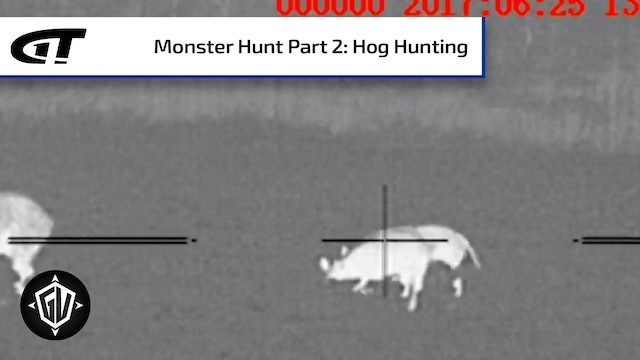 Florida Monster Hunt: P4
