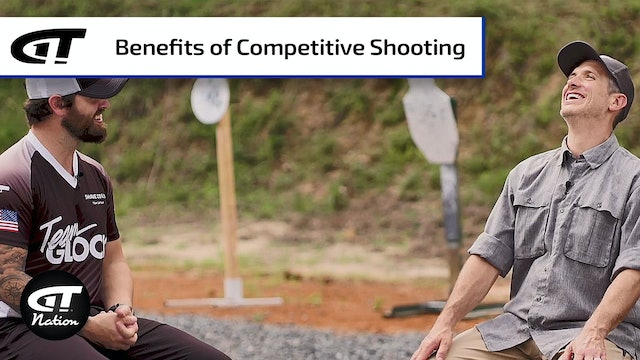 Competitive Shooting - Benefits, Training, Getting Started