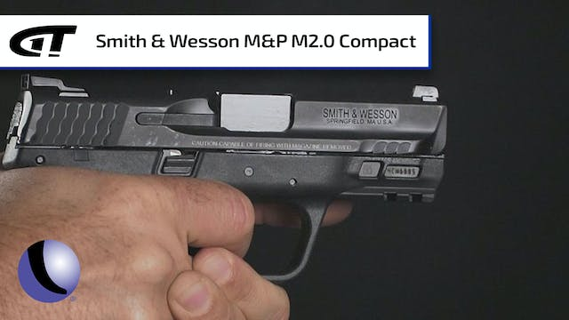 Smith & Wesson M&P M2.0 Compact for S...