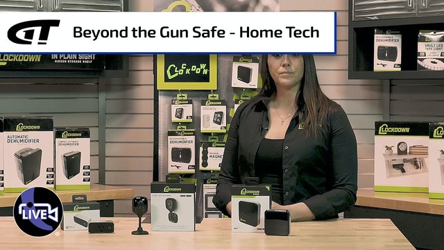 Lockdown Smart Products: Gun Safes and Beyond