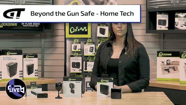 Lockdown Smart Products: Gun Safes an...