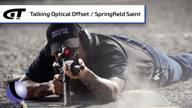Training for Optical Offset with Springfield Armory's SAINT