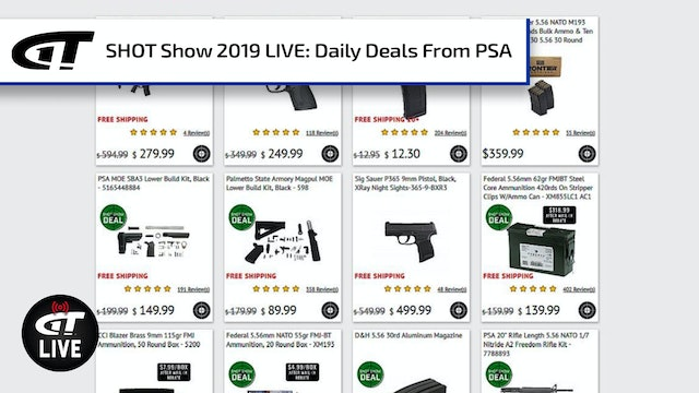 Daily Deals and More from Palmetto State Armory