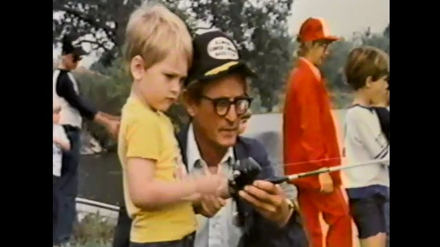 Sports Afield TV Goes Fishing, Hunting