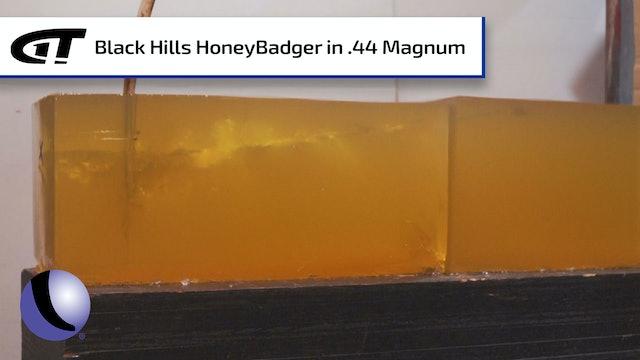 Black Hills HoneyBadger .44 Magnum for Hunting
