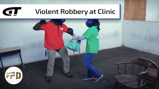 Medical Clinic Robbery