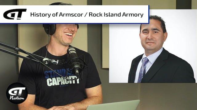 Armscor's Origins, Rock Island Armory...