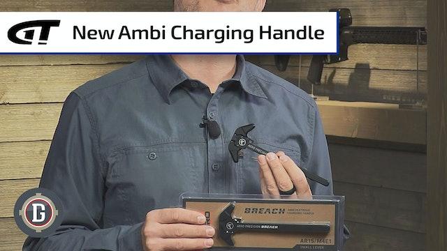 The Breach - Aero Precision's Ambi Charging Handle