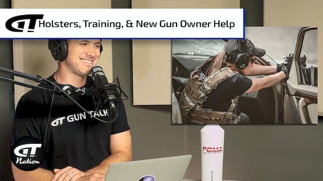 How to Find a Good Gun Holster