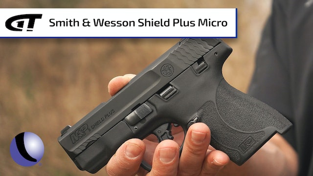 The Shield Plus Micro from Smith & Wesson