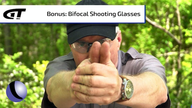Bifocal Shooting Glasses