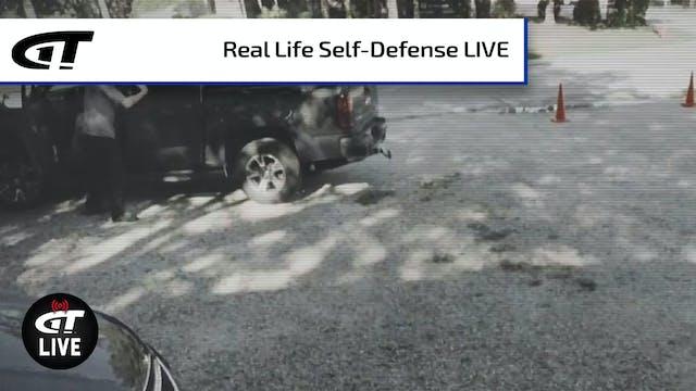 Real Life Self-Defense Live