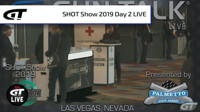 SHOT Show 2019 Day 2