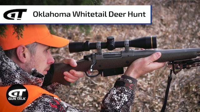 Deer Hunting in Oklahoma