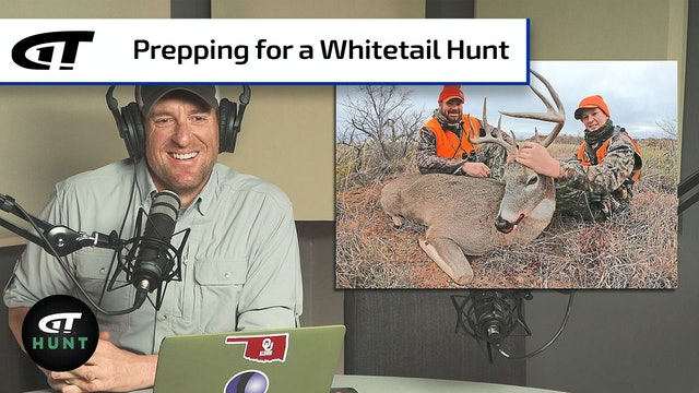 Wild Oklahoma Whitetail Hunts