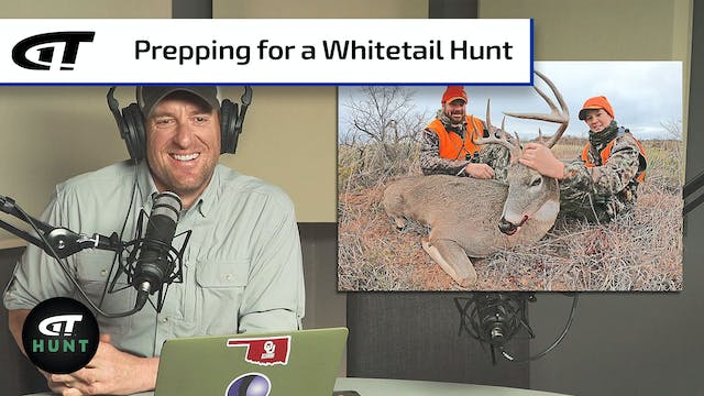 Wild Oklahoma Whitetail Hunts