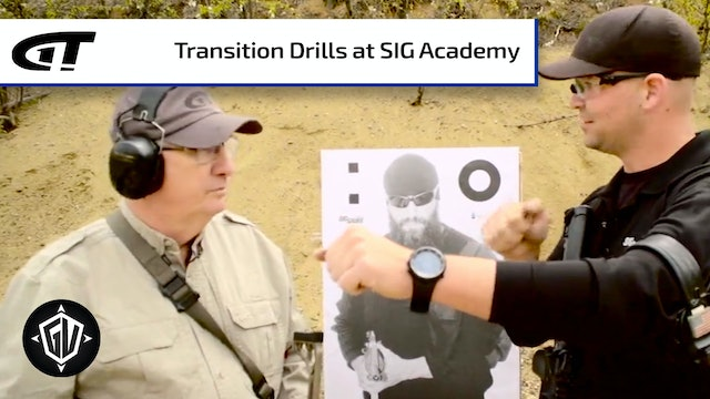 Bonus: Transition Drill - How, and Why