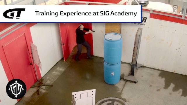 Training at the Sig Sauer Academy - Full Episode