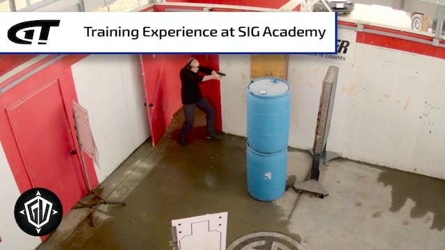 Training at the Sig Sauer Academy - F...