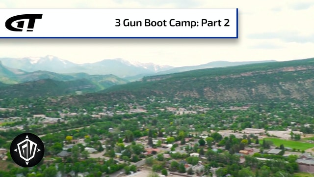 3Gun Boot Camp: P2
